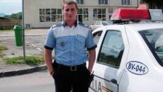 Marian Godina, poliţist
