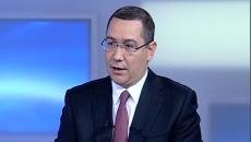 Victor Ponta, la România TV