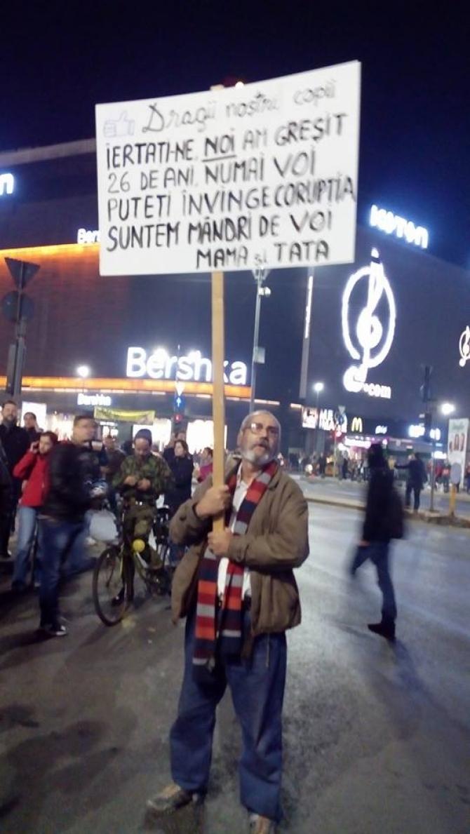 protest colectiv