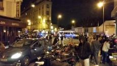 alertă în Paris