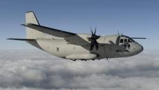 avion militar spartan