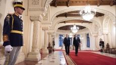 David Cameron şi Klaus Iohannis