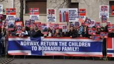 protest sustinere familia bodnariu