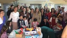 Carmen Iohannis, acţiune caritabilă