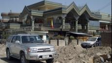 Ambasada Spaniei la Kabul