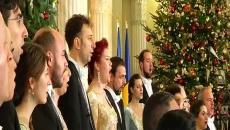 Concert Corul Madrigal la Palatul Cotroceni