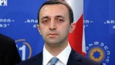 Irakli Garibașvili, premier Georgia
