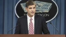 Peter Cook, purtătorul de cuvânt al Pentagonului