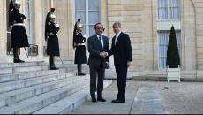Francois Hollande şi Dacian Cioloş