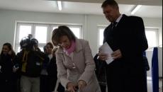 Iohannis vot