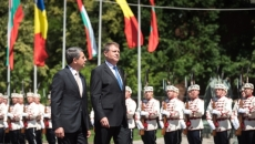 Iohannis in Bulgaria