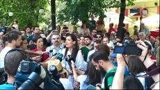 Protest Piata Universitatii USB