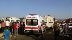 Ambulanta atentat Turcia