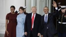 Trump si Obama
