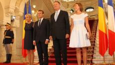 Macron Iohannis
