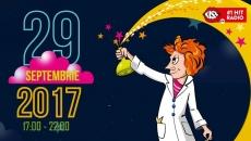 Noaptea Cercetatorilor 2017