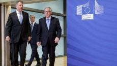 Iohannis - Juncker