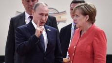 Merkel si Putin
