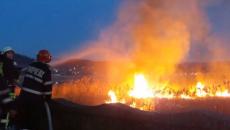 Incendiu Transfagarasan