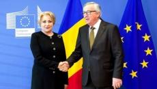 Juncker si Dancila