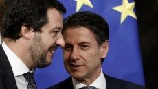 Salvini si Conte