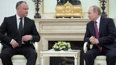 Putin si Dodon
