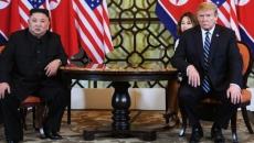 Trump si Kim