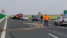 Autostrada Soarelui accident