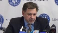 Preşedintele Societătii de Microbiologie, Alexandru Rafila