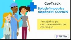 CovTrack, aplicaţia smartphone care va spune românilor dacă au intrat în contact cu un bolnav COVID-19