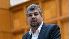 Preşedintele PSD, Marcel Ciolacu