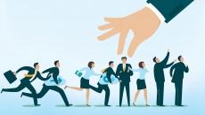 Fluctuaţia angajaţilor de la companie la alta s-a redus semnificativ