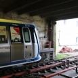 Noua staţie de metrou de pe Şoseaua Berceni intră în linie dreaptă