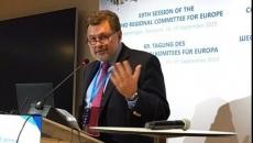 Alexandru Rafila, membrul în comitetul executiv al Organizaţiei Mondiale a Sănătăţii