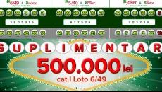 Poţi cumpăra bilete loto de pe site-ul Loteriei Române