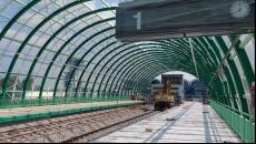 Calea ferată Gara de Nord - Aeroportul Otopeni
