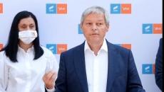 Dacian Cioloş, co-preşedinte USR PLUS