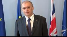 Dan Mihalache, ambasador în Marea Britanie