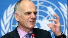 David Nabarro, emisar special al Organizaţiei Mondiale a Sănătăţii pentur COVID-19