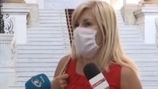 Elena Udrea, audiată la Curtea de Apel Bucureşti