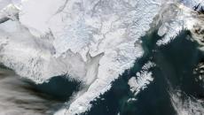 Întinderea gheţii din Marea Bering a atins cel mai scăzut nivel din ultimele cinci milenii