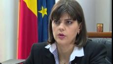 Fosta şefă a DNA Laura Codruţa Kovesi