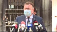 Nelu Tătaru a declarat că sunt 67 de paturi ATI pentru copiii bolnavi de coronavirus