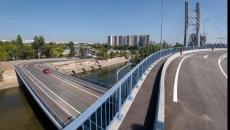 Podul Ciurel se deschide circulaţiei din 19 septembrie 2020