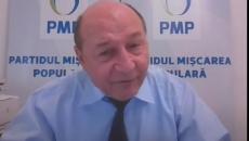 Traian Băsescu şi-a spus părerea despre scandalul înregistrării lui Nicuşor Dan