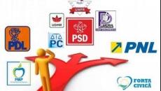 USR-PLUS are pe listele din Iaşi circa 60 candidaţi traseişti, acuză PNL