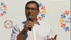 Victor Ponta, liderul partidului Pro România