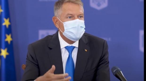 Klaus Iohannis, despre rectificarea bugetară