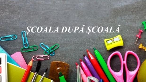 Tichete de after school doar pentru elevii din clase primare