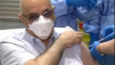 raed arafat vaccin